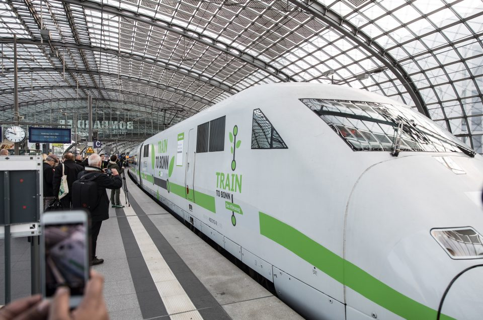 Das Prestigeprojekt: COP23, Klimagipfel in Bonn