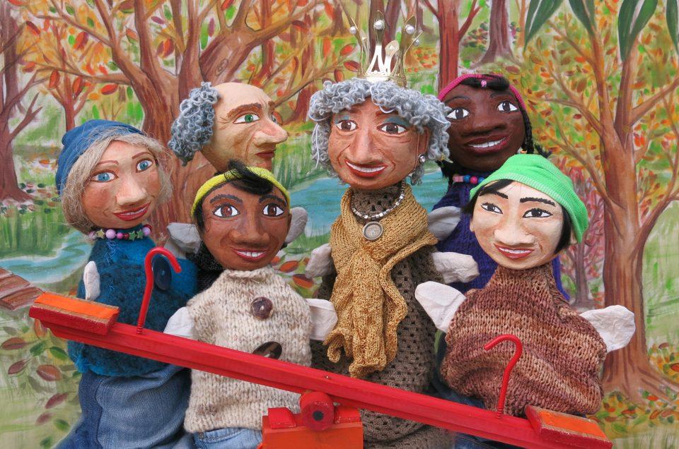 Wie schützen wir den Wald? – Ein Puppentheater für Kinder ab 3 Jahren