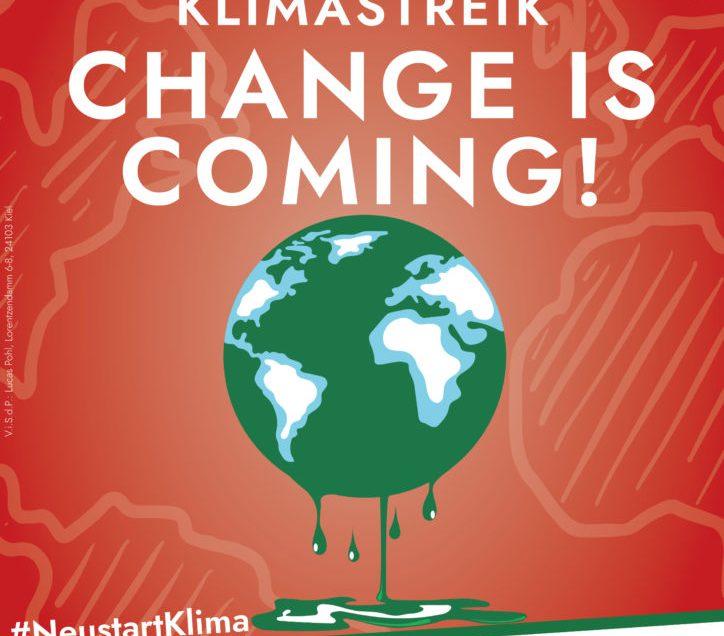 Nächster globaler Klimastreik: 29.11.2019