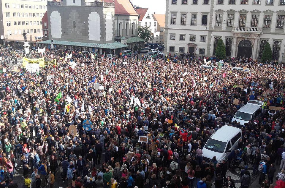 Weltweiter Klimastreik 25.09.20